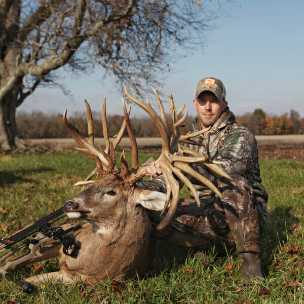 Luke Brewster World Record Whitetail