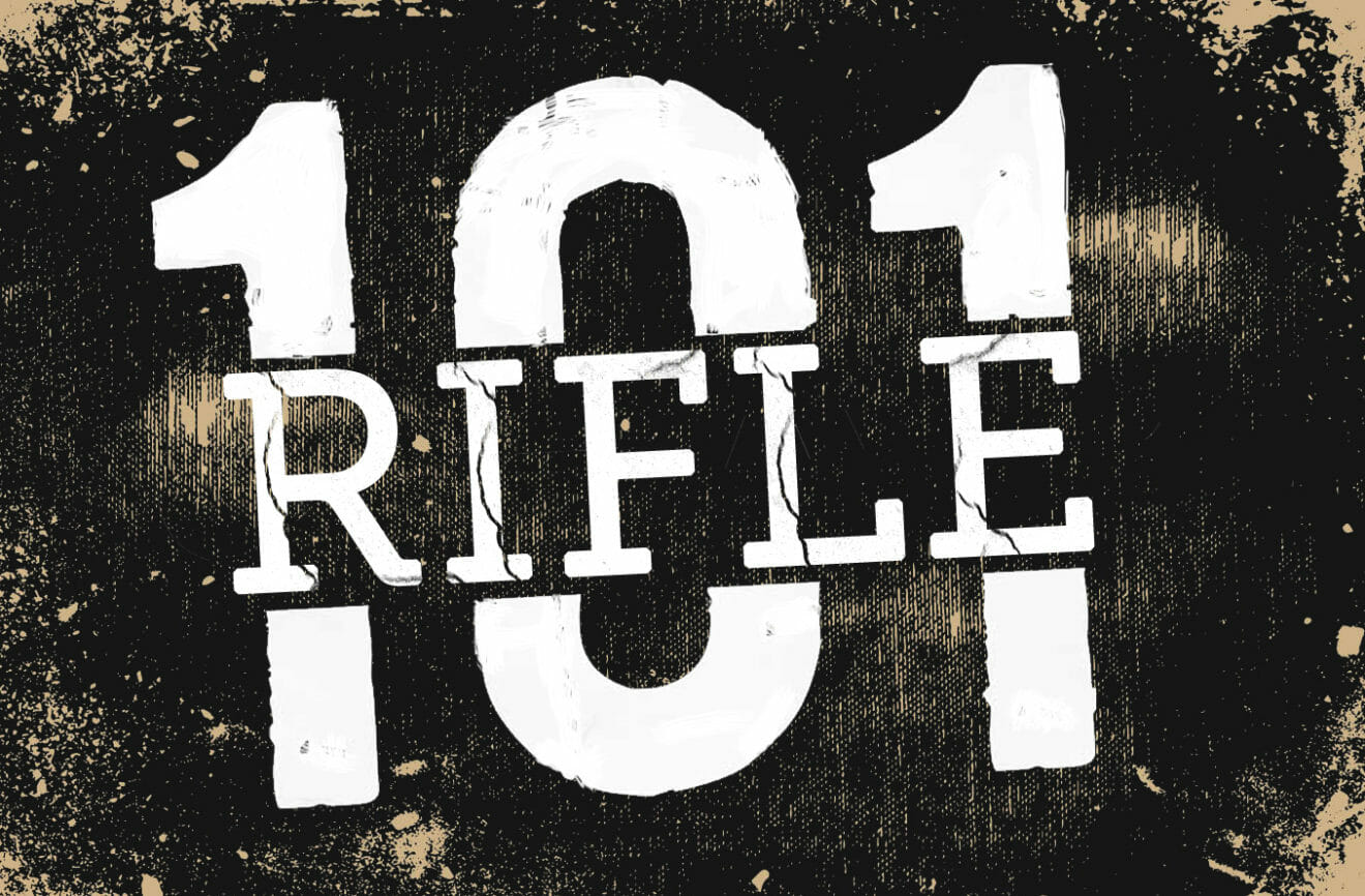 Rifle 101 Template