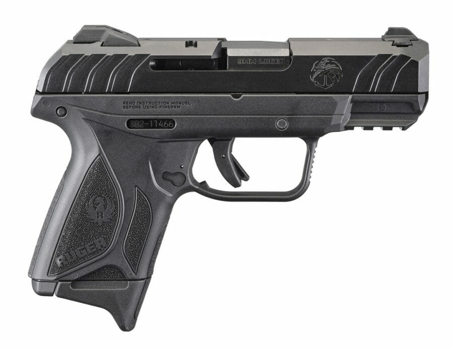 Ruger Security-9 Compact navy