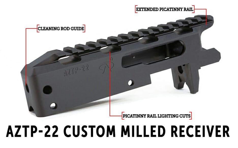 Azimuth Technology AZTP-22 Receiver