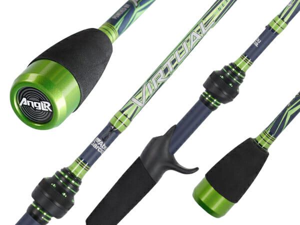 Abu Garcia Bluetooth Fishing Rod