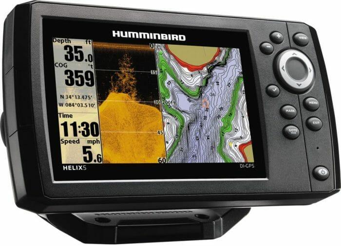 Humminbird Helix 5 DI/GPS