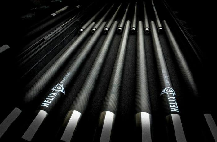 Helix 6 Precision - Carbon Fiber Barrels