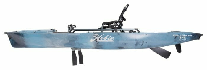 Mirage Pro Angler 12 with 360 Drive Technology
