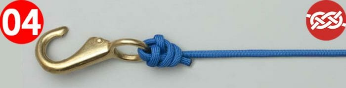 Palomar Knot fishing knots