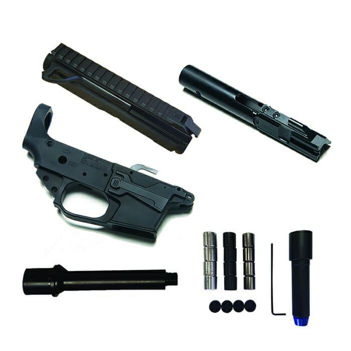 QC-10 9mm parts kit