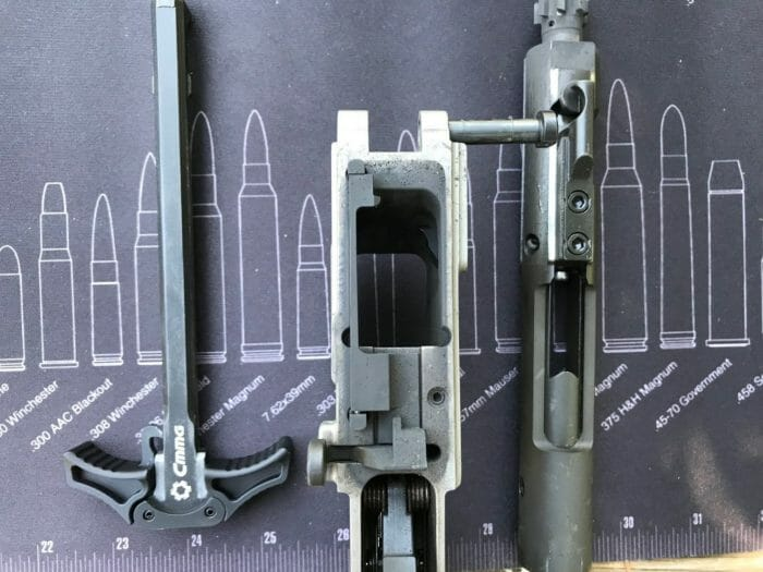 CMMG Banshee 10mm breakdown
