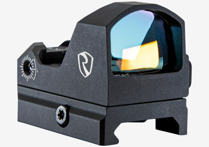 X3 Tactix PRD with Picatinny base