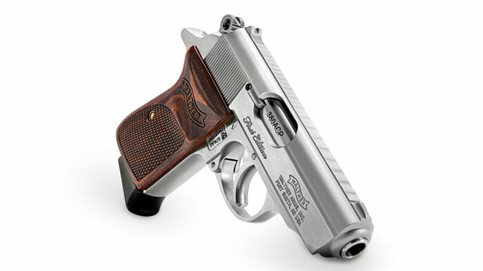 """Walther """"First Edition"""" PPK/S"""