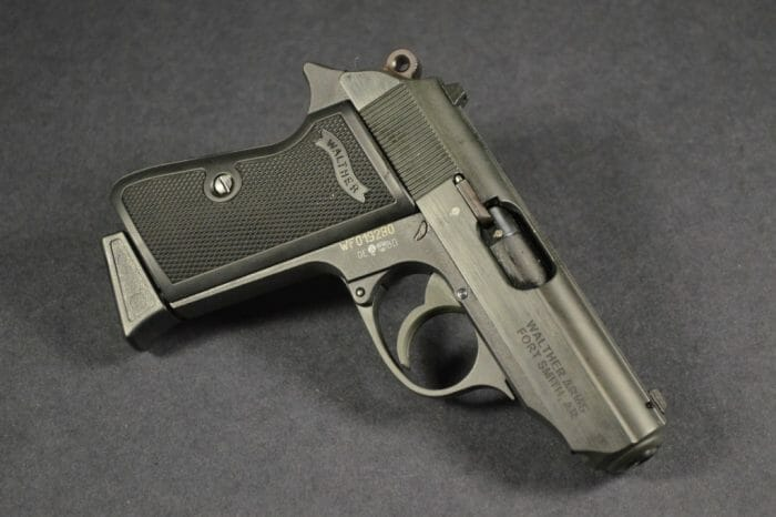 PPK 22LR Walther Right