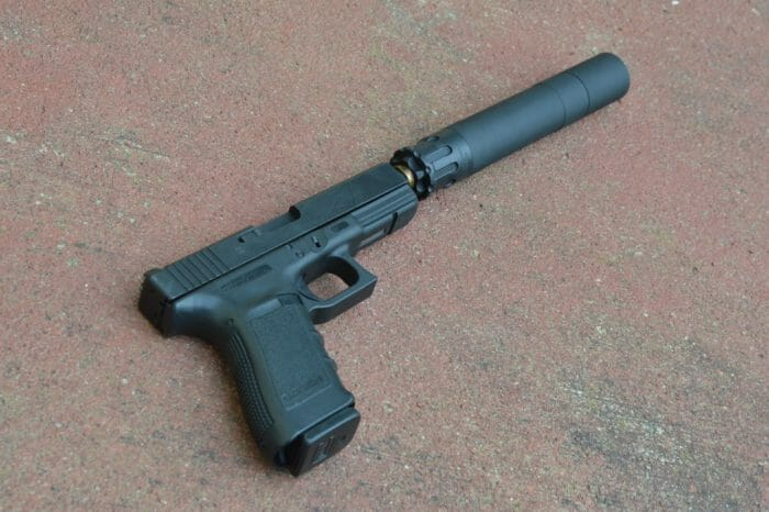 Rugged Obsidian 45 Glock 21SF Full