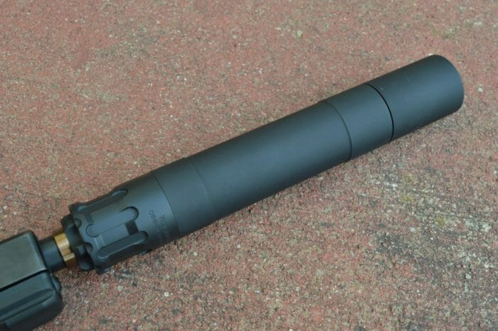 Rugged Obsidian 45 Silencer Full-Length