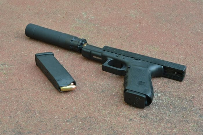 Rugged Obsidian 45 Glock 21 Magazine