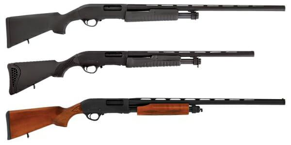 Escort FieldHunter Shotguns