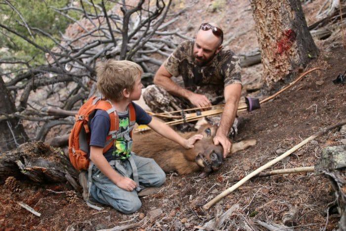 Field Dressing and Quartering – Gutless Method for Deer and Elk