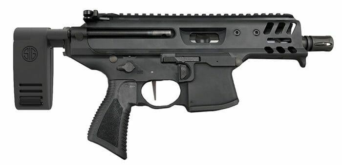 Sig MPX Copperhead Black