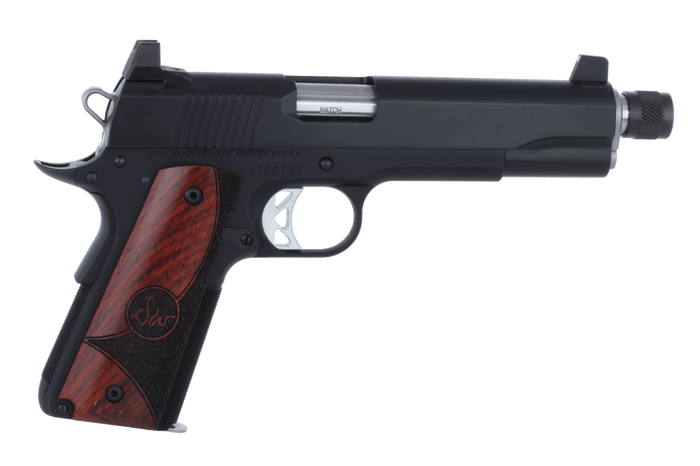 Dan Wesson Vigil 1911 45ACP Suppressor-Ready