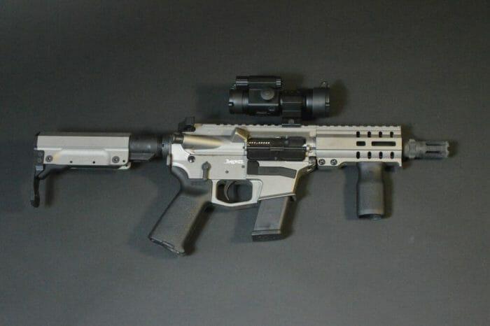 CMMG Banshee MkG 45 Compact SBR