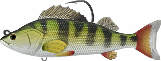 LIVETARGET Perch Swimbait