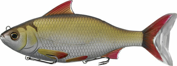 LIVETARGET Rudd Swimbait
