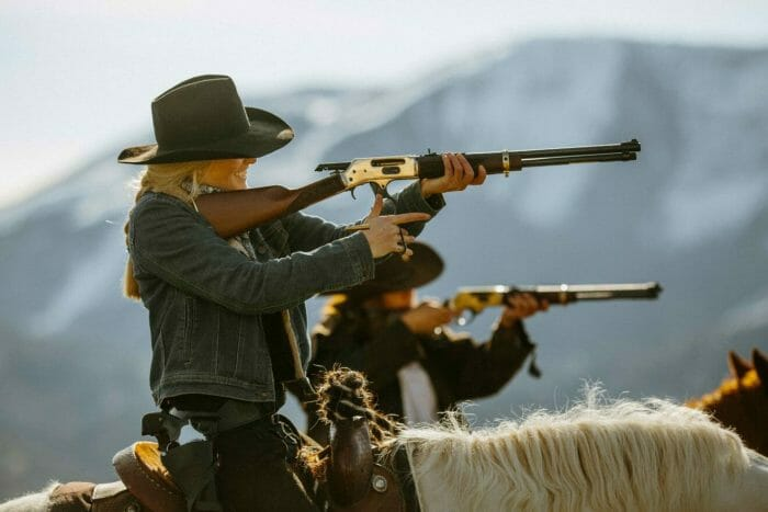 Henry Side Gate Lever Action Rifle