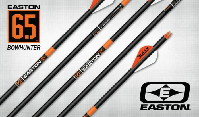 "Easton 6.5 Bowhunter (±.006"")"