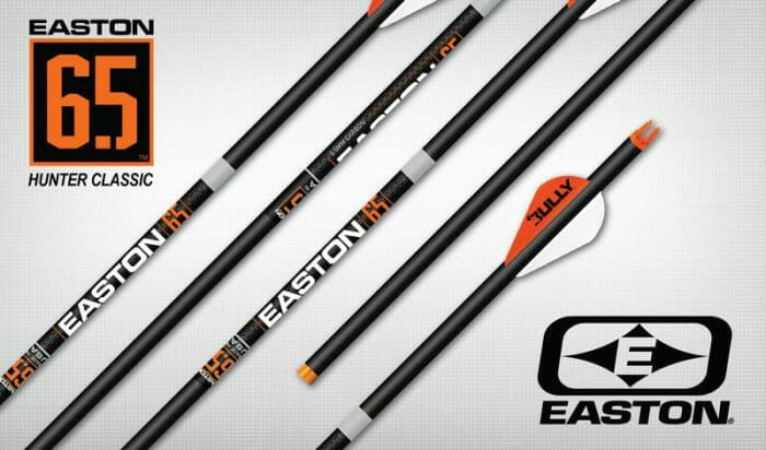 "Easton 6.5 Hunter Classic (±.003"")"