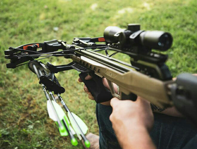 Rocky Mountain RM-360 PRO CROSSBOW