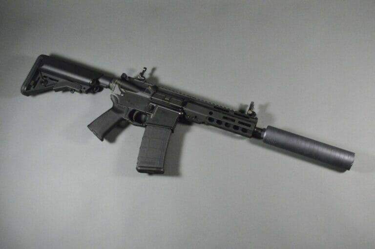 Q Full Nelson AR-15 300 BLK SBR