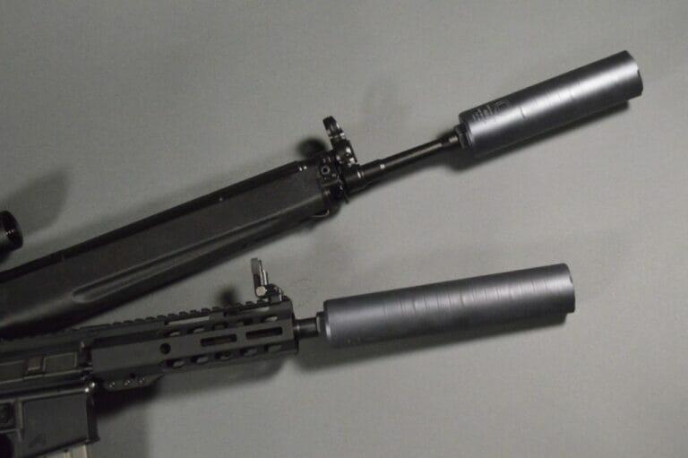 Q Full Half Nelson Rifles AR-15 PTR-91