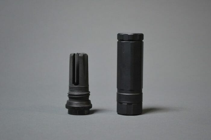 AAC Halcyon 90T Flash Hider