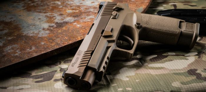 SIG Sauer M17 Commercial