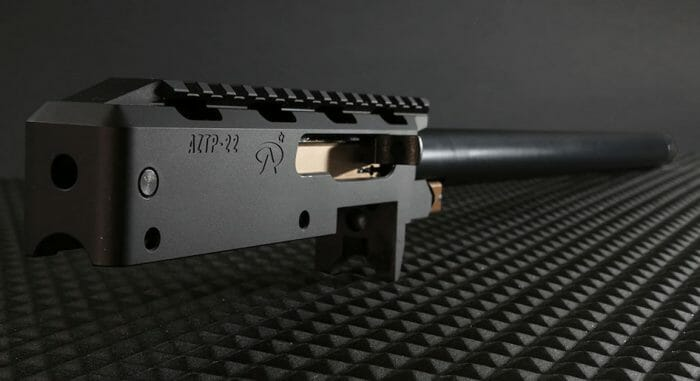 Azimuth Technology Matched Barreled Actions