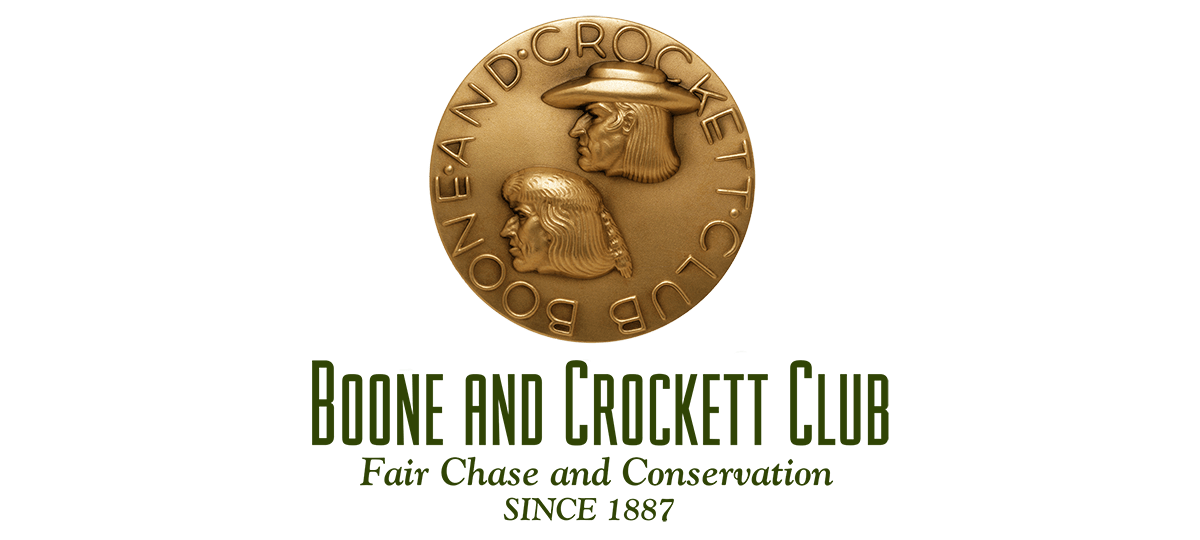 The Boone And Crockett Club The Hunting Record And Conservation Advocate