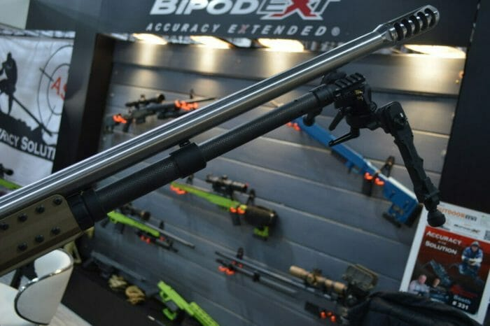 Accuracy Solutions BipodeXt