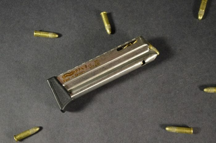 Walther PPKS 22 LR Magazine