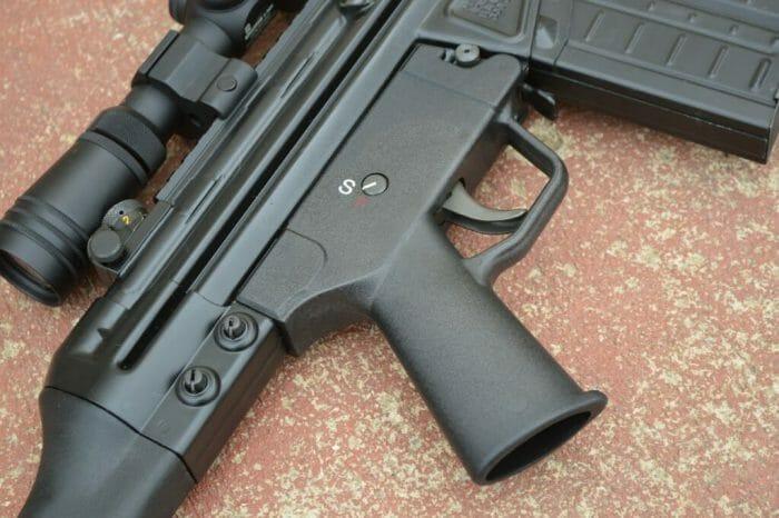 PTR-91 A3R Trigger Housing