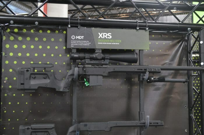 MDT XRS Chassis Stock