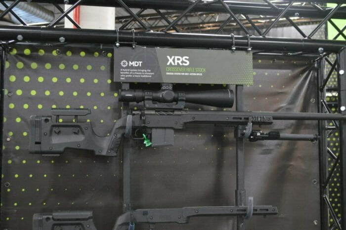 MDT XRS Chassis