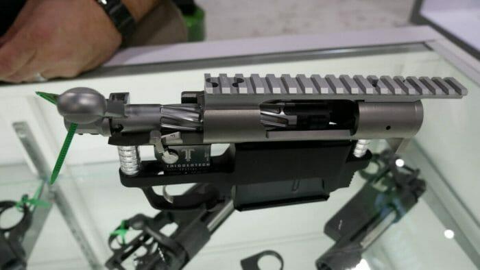 Remington 700 Titanium Receiver