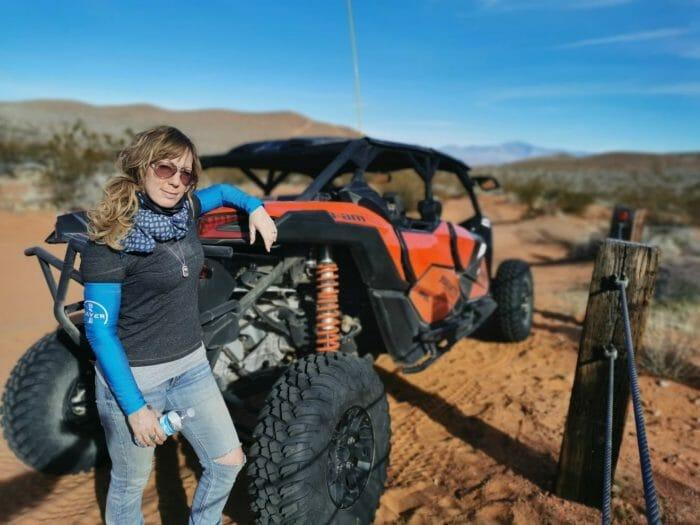 Adrenaline UTV Ride
