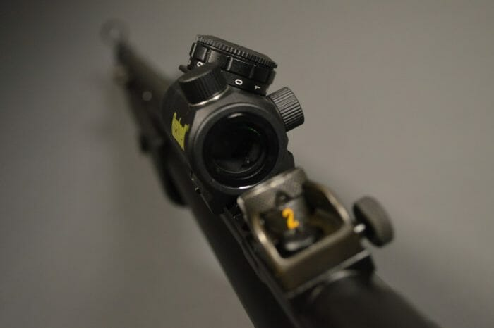 Bushnell TRS-25 Red Dot PTR-91