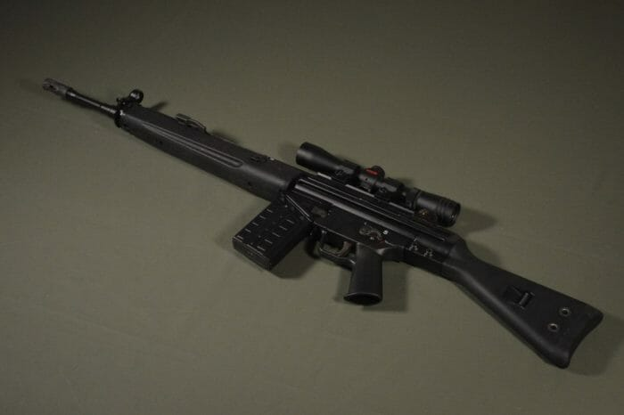 Redfield Revolution PTR-91 Scope