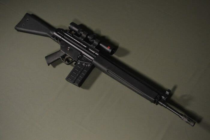 Redfield Revolution PTR-91 Full