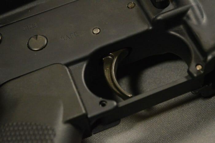 M16A4 Clone ALG QMS Trigger