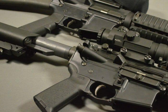 Del-Ton Receivers ALG QMS PSA EPT AR-15
