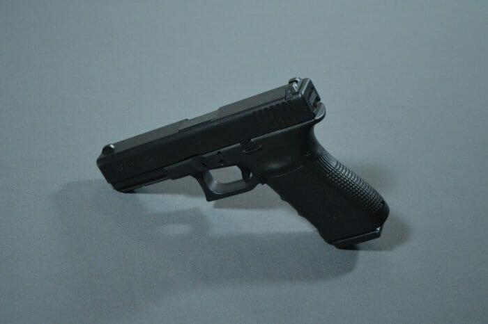 Glock 21SF Top Left