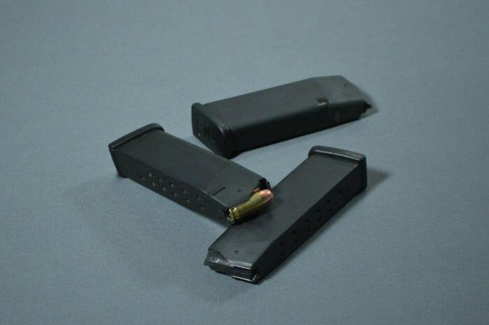 Glock 21SF Police Magazines