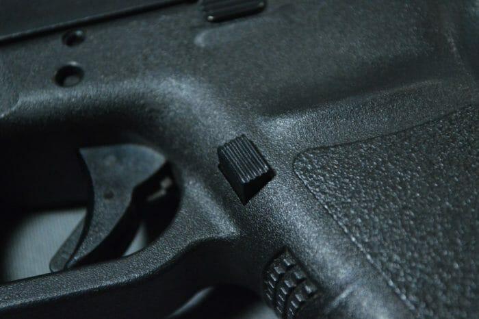 Glock 21SF Magazine Release