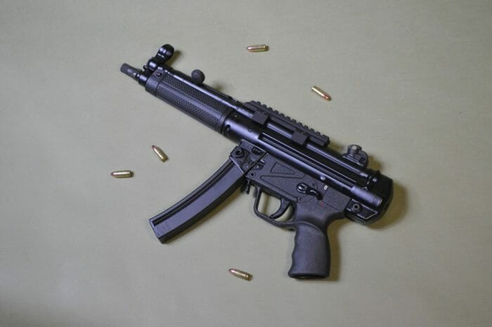 Z-5RS 9mm MP5 Zenith MKE